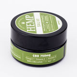 750mg CBD Hemp Salve 1oz Jar - Endoca