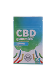 150mg CBD Gummies 6ct Pack - Revival CBD