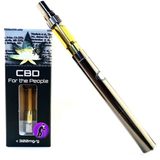 1,000mg @ 30% CBD Granddaddy Purple (Indica) Vape Starter Kit - CBD for the People