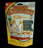 KingKalm™Crunch CBD Honey Oats Cookies 8oz Bag - King Kanine