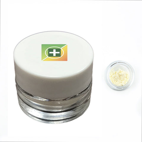 5000mg Pure CBD Crystalline Powder 5 Grams - Green Garden Gold