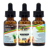 300mg JuJu Fruit CBD Vape Juice 30ml - Julian Marley Juju Royal