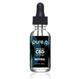 1000mg Full Spectrum Natural CBD Oil 30ml - PureKana