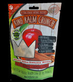 KingKalm™Crunch CBD Apple Cinnamon Cookies 8oz Bag - King Kanine