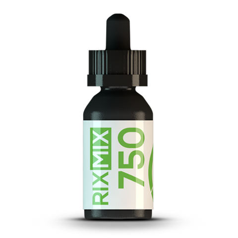 750mg RIX750 Concentrated CBD Vape/Drip Additive 15ml - CBD Drip