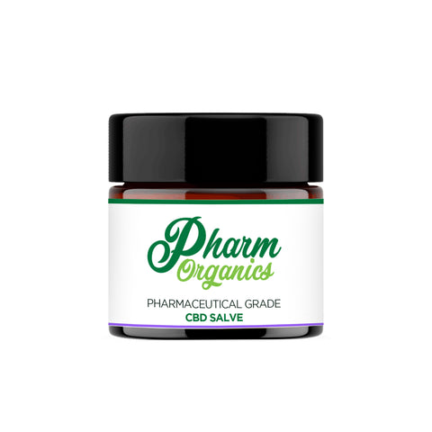 500mg CBD Skin Relief Salve - PharmOrganics