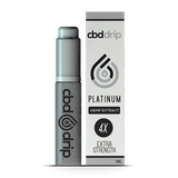 58mg CBD Platinum Vape/Drip Additive 7ml Bottle/12ct Box - CBD Drip