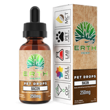 250mg Bacon Full Spectrum CBD Oil Pet Drops 30ml - ERTH Hemp