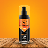 200mg Hemp Hound Foaming Topical Spray - Juice Roll Upz