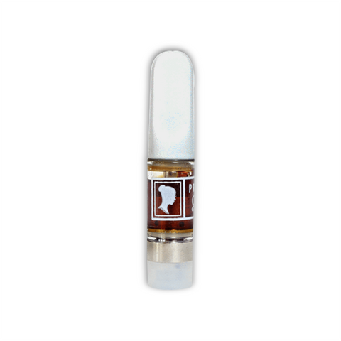 300mg Grape PJ Pure CBD Vape Cartridge 0.5ml - Primary Jane