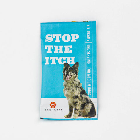 3mg CBD Stop The itch for Medium Dogs 30 Pk/Box - Therabis
