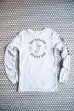 The Darling Long Sleeve - White