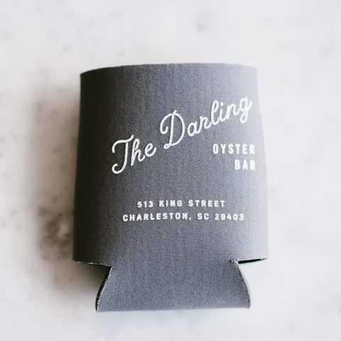 Darling Koozie Grey