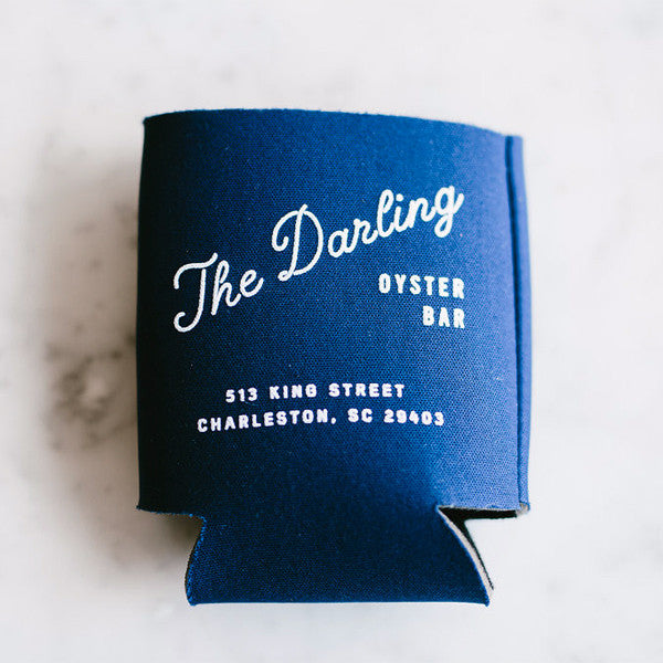 Darling Koozie Navy