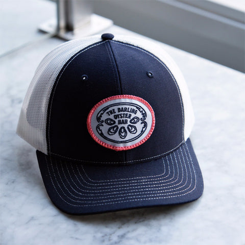Darling Trucker Hat- Shell Logo