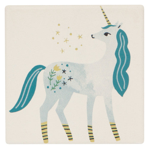 Soak Up Coaster Unicorn