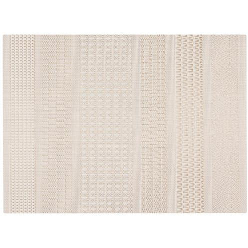 Cadence Placemat Ivory