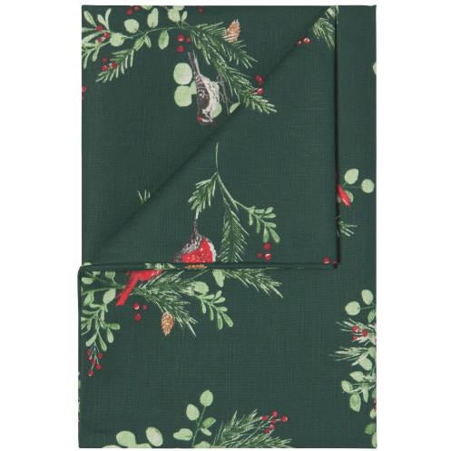 Forest Birds Tablecloth