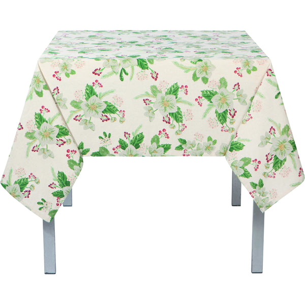 Winterblossom Tablecloth