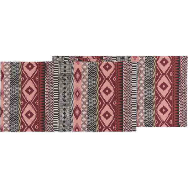 Sonoma Table Runner - Pink