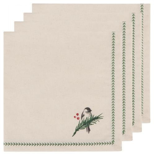 Forest Birds Napkins