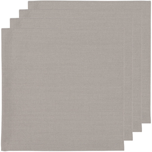 Grey Napkin Set
