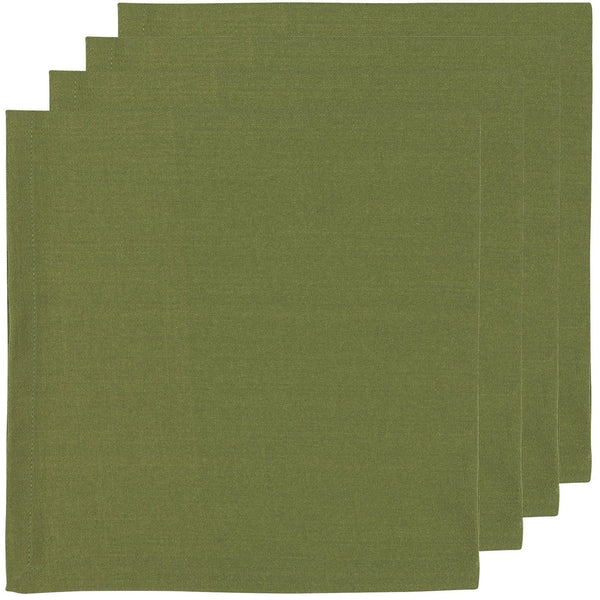 Fir Green Napkin Set