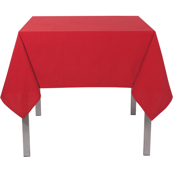 Red Tablecloth - Multiple Sizes Available