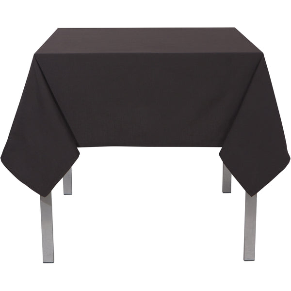 Black Tablecloth - Multiple Sizes Available