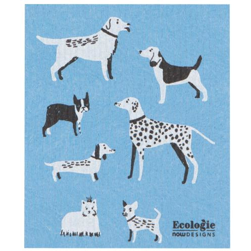 Swedish Dishcloth Dog Days
