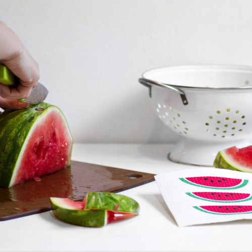 Swedish Dishcloth Watermelon