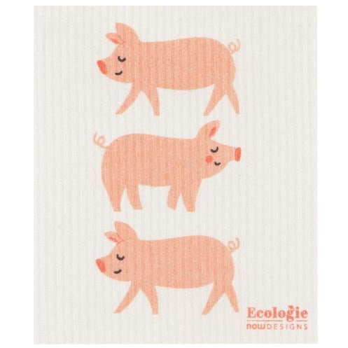 Swedish Dishcloth Penny Pig
