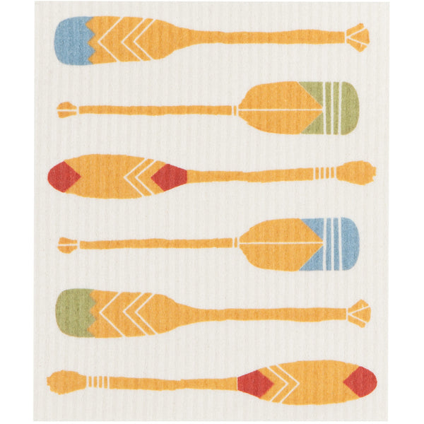 Swedish Dishcloth - Lake Life