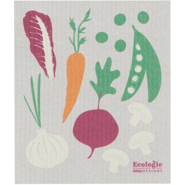 Swedish Dishcloth - Veggies