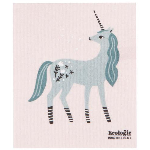 Swedish Dishcloth Unicorn