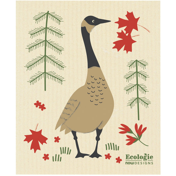 Swedish Dishcloth - Goose