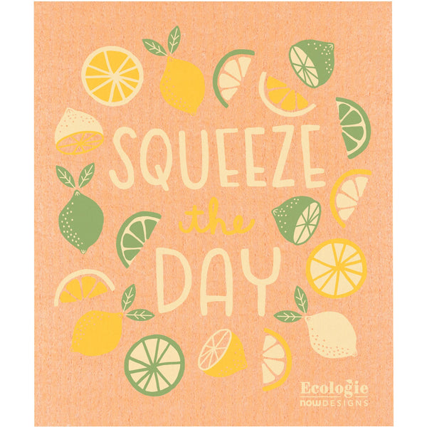 Swedish Dishcloth - Squeeze the Day