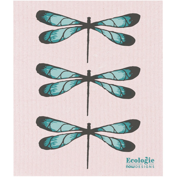 Swedish Dishcloth - Dragonfly
