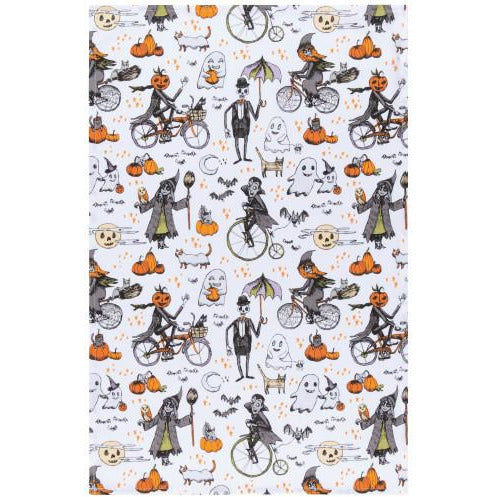 Spooktacular Tea Towels