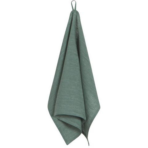 Jade Linen Heirloom Tea Towel