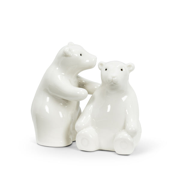 Polar Bear Salt & Pepper Shaker Set