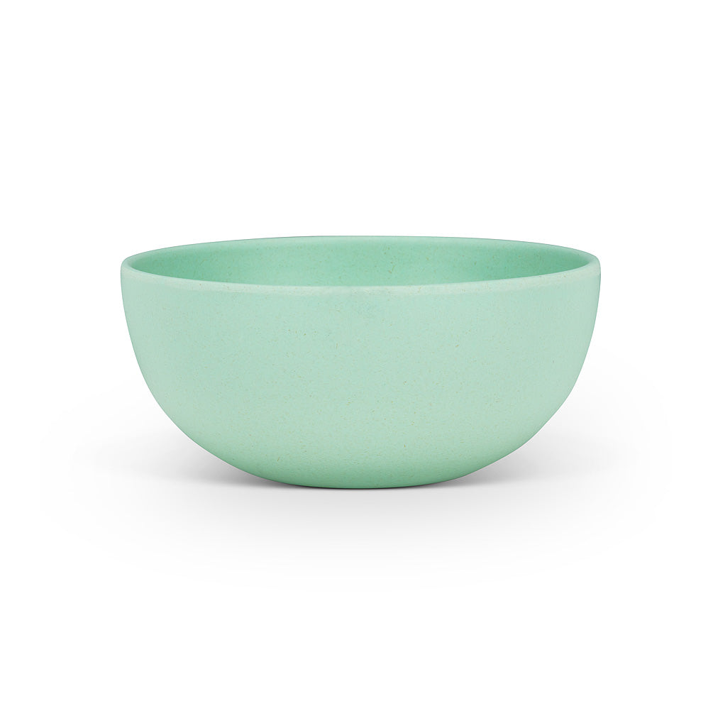 Small Mint Bamboo Bowl