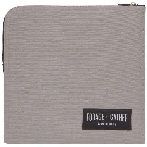 Forage Gather Snack Grey