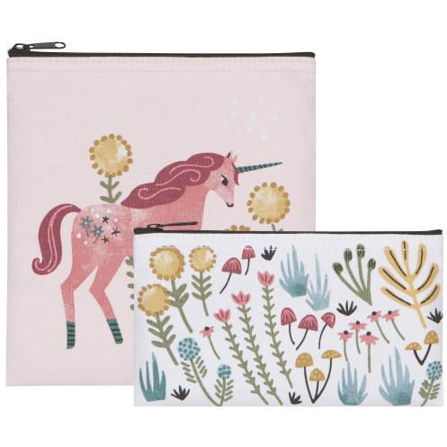Snack Bag set Unicorn