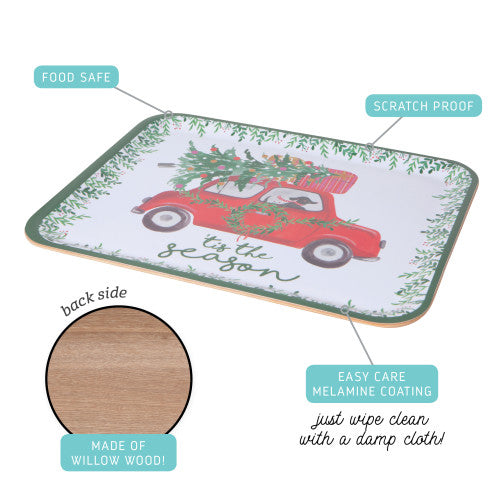 Winter Wheels Tray