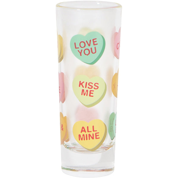 Sweet Hearts Shot Glass