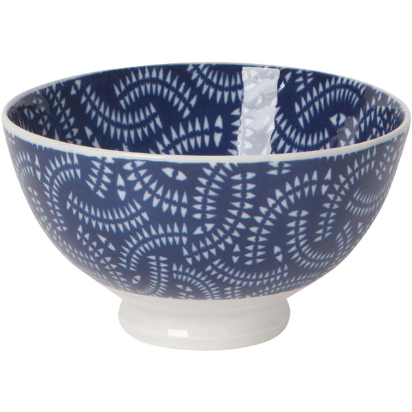 Small Indigo Bowl