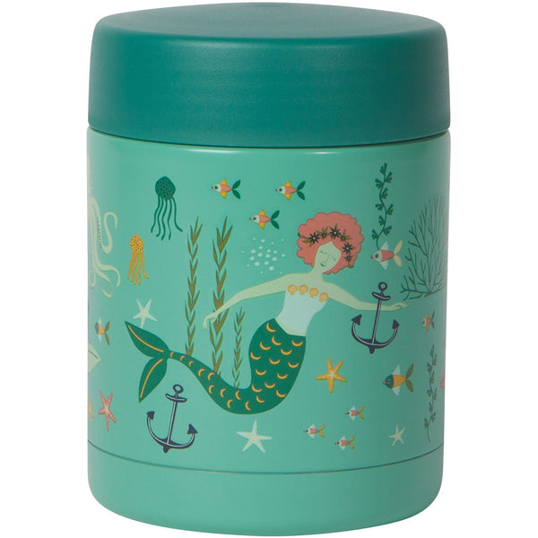 Mermaids Insulated Food Jar