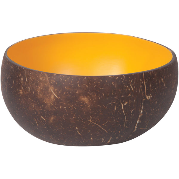 Yellow Coconut Bowl