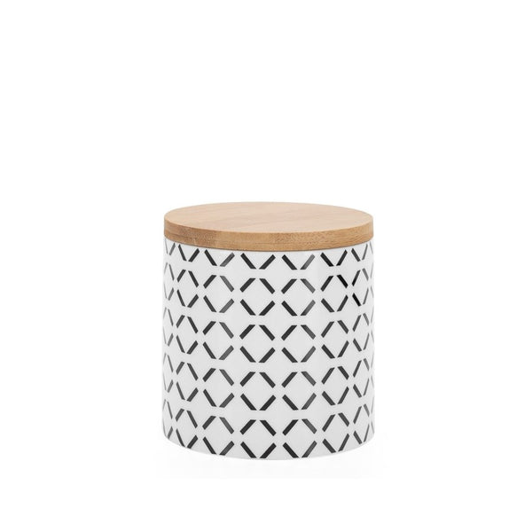 Kiri Canister Crosshatch Short